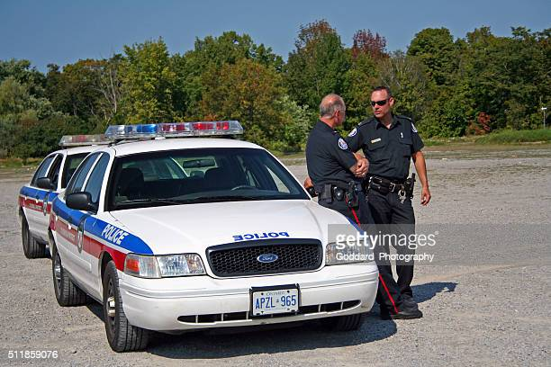 Canada: Police Officers in Toronto
