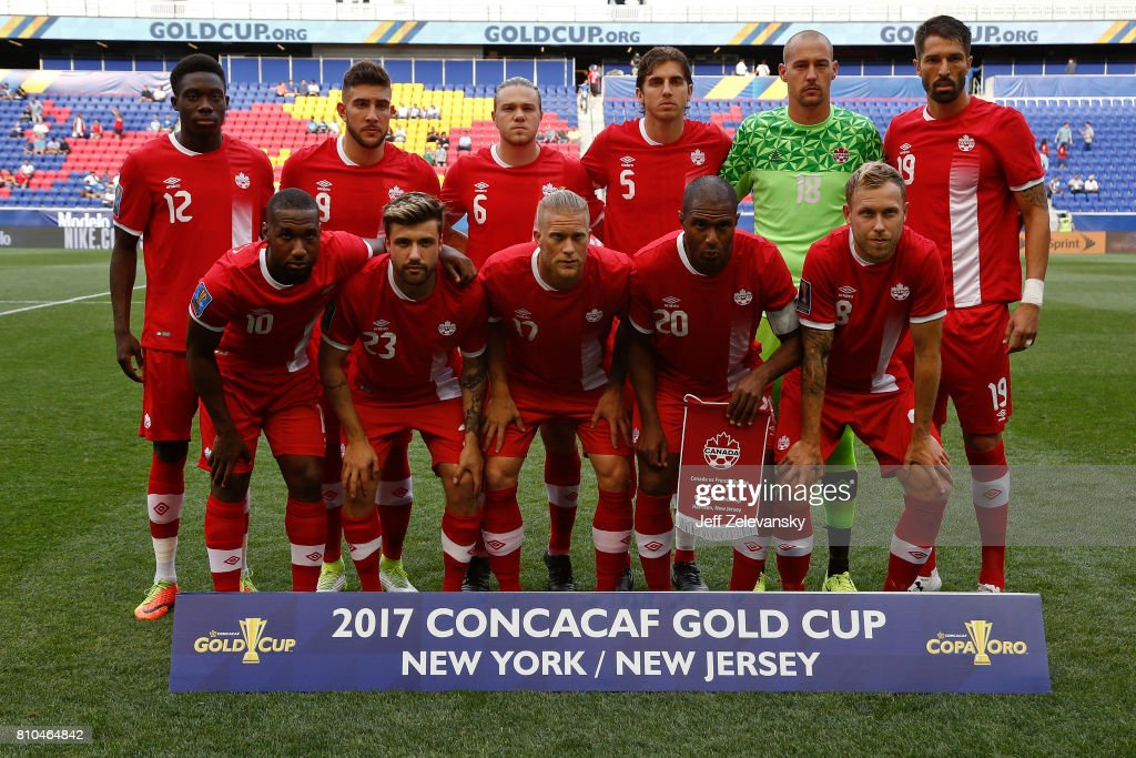 French Guiana v Canada: Group A - 2017 CONCACAF Gold Cup : News Photo