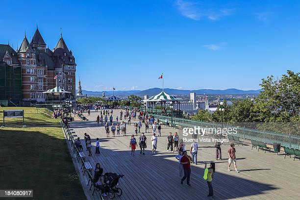 Canada, Quebec City, Chateau Frontenac