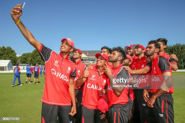 30 Top Canadian Cricket Team Pictures Photos And Images