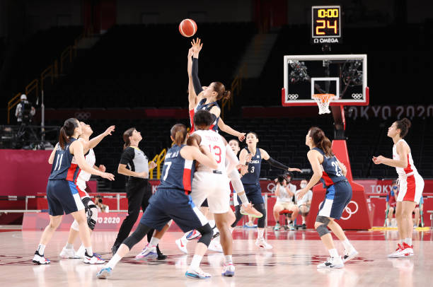 JPN: Basketball - Olympics: Day 6