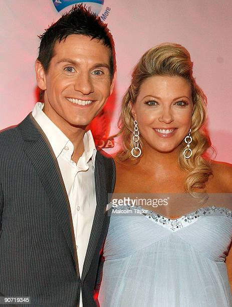 Canada TV personalities Rick Campanelli and Cheryl Hickey attend the Chloe screening after party during the 2009 Toronto International Film Festival...