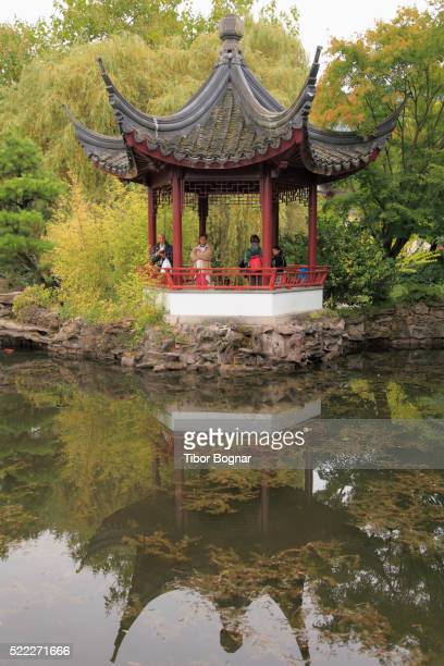 Canada, Vancouver, Chinatown, Dr. Sun Yat-Sen Chinese Garden,