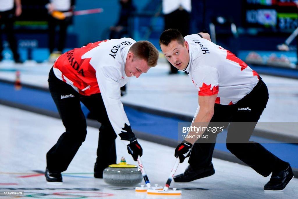 PyeongChang 2018 Winter Olympics - Day 10