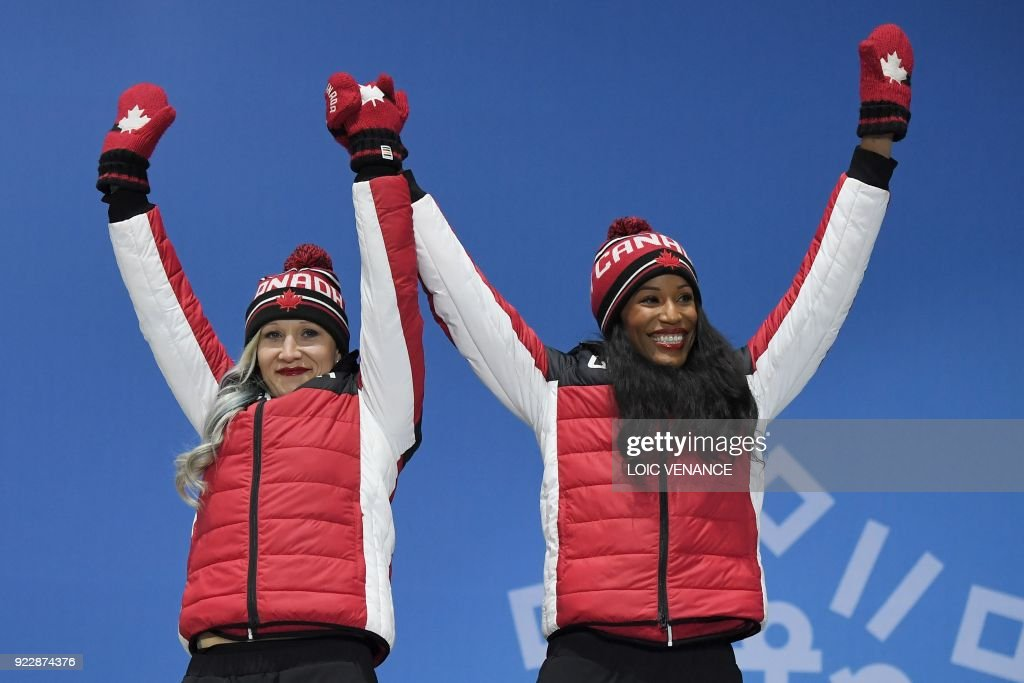 BOBSLEIGH-OLY-2018-PYEONGCHANG-MEDALS : News Photo