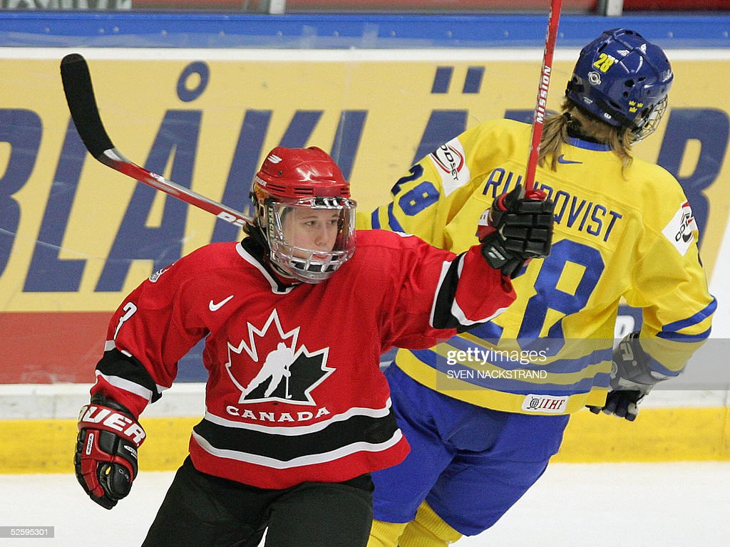 Canada's Carla Macleod jubilates after s : News Photo