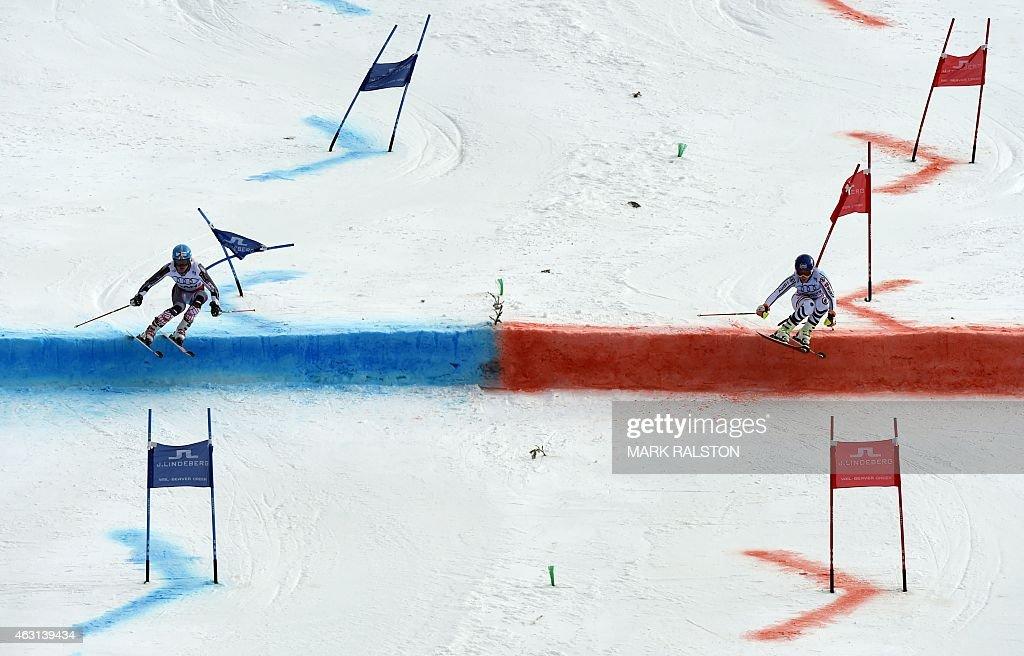 2015 FIS Alpine World Ski Championships - Day 9