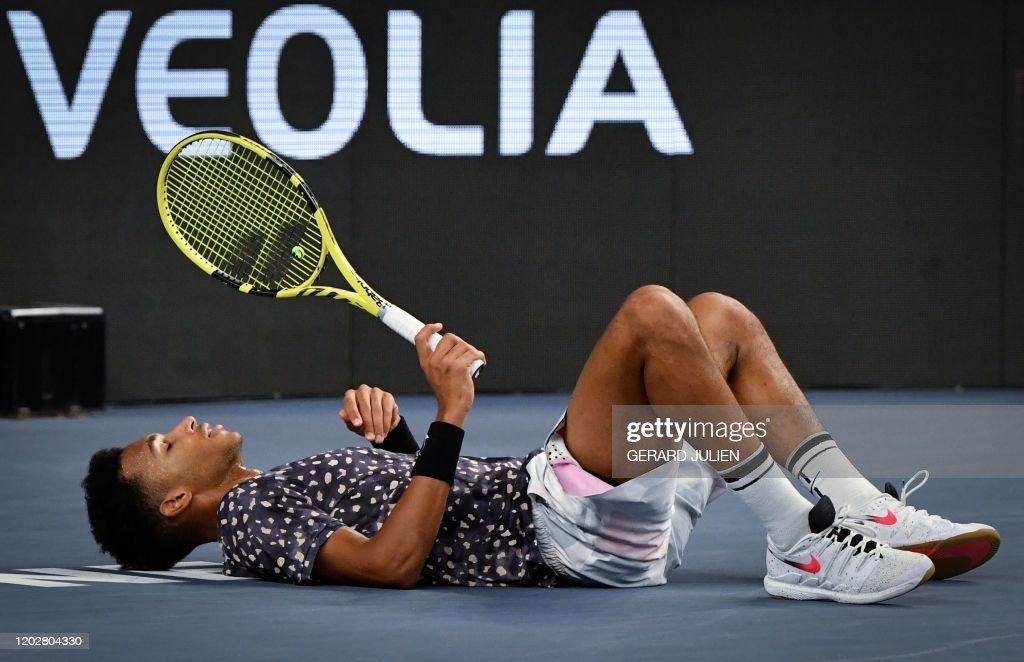 TENNIS-ATP-FRA-OPEN13 : News Photo