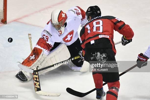 SVK: Canada v Switzerland: Quarter Final - 2019 IIHF Ice Hockey World Championship Slovakia