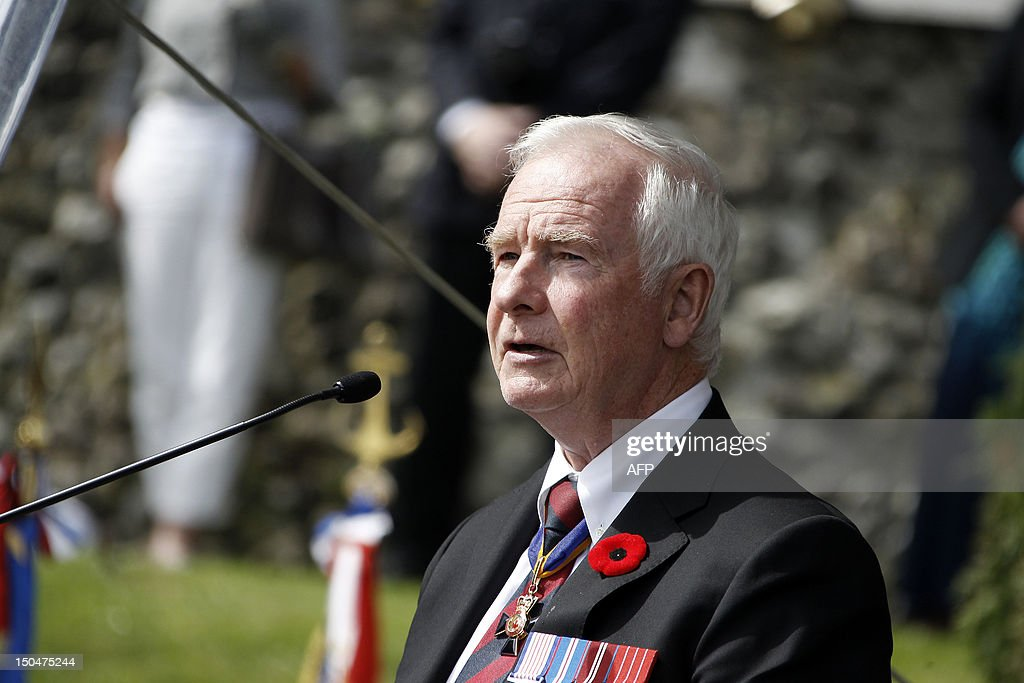 FRANCE-CANADA-US-WWII-ANNIVERSARY : News Photo