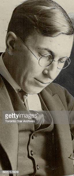 Canada's Greatest Sir Frederick Banting for hi discovery of insulin was vote Canada's greatest man by studen in Toronto's collegiates Seco was...