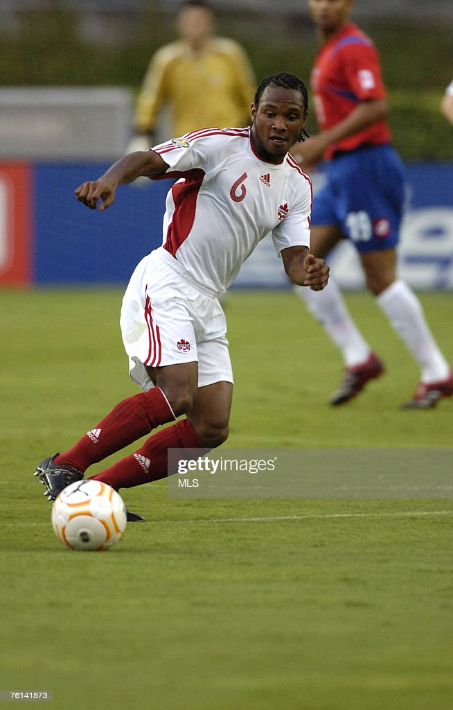 2007 CONCACAF Gold Cup - Costa...