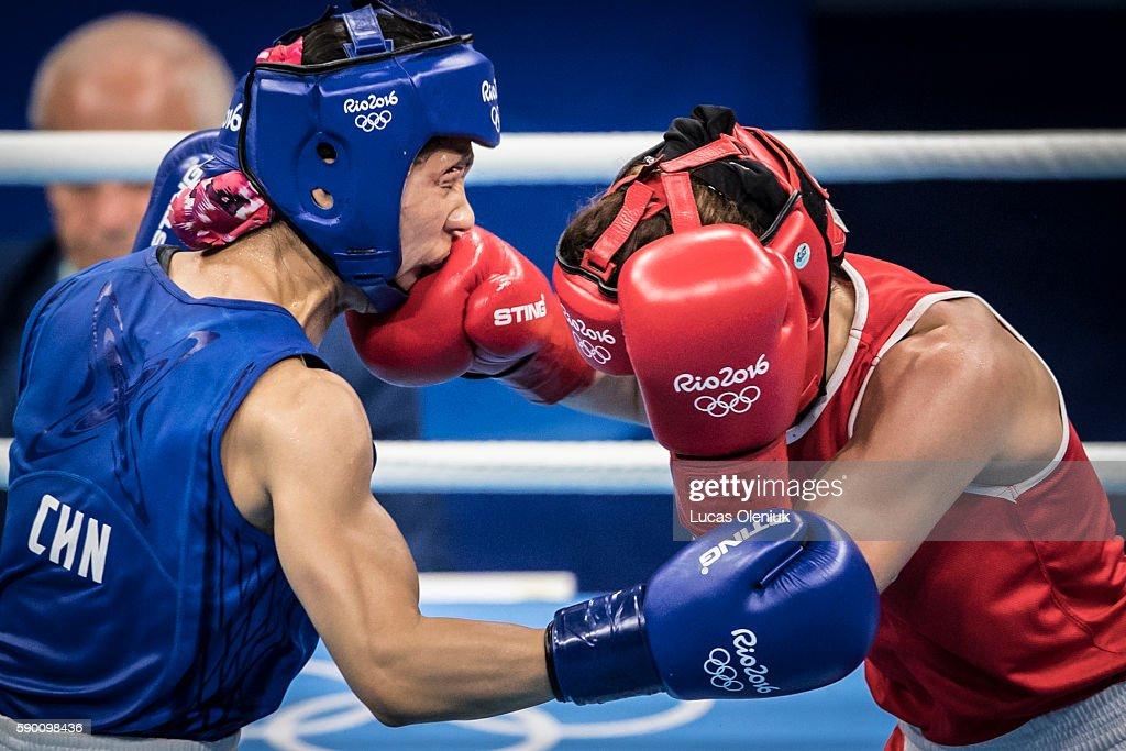 Olympic boxing : Foto jornalística