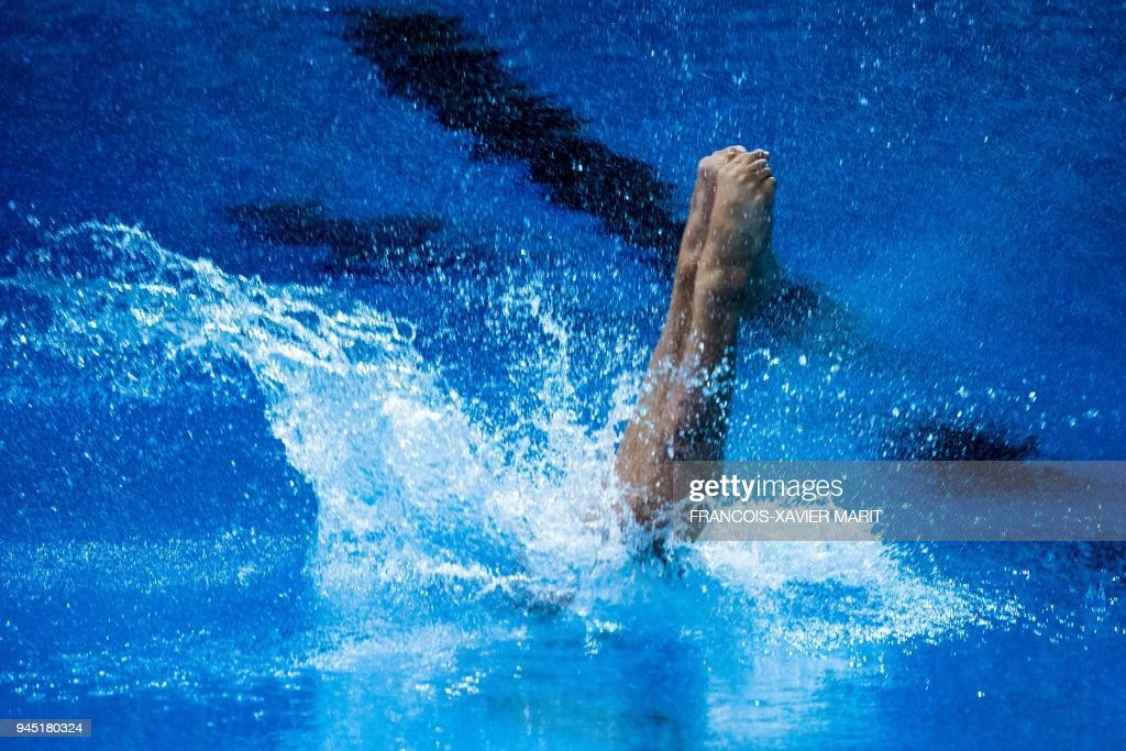 Diving - Commonwealth Games Day 8