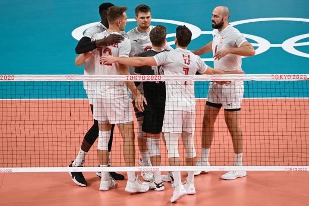JPN: Volleyball - Olympics: Day 9