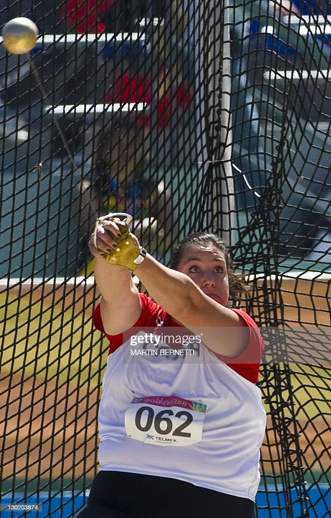 Canada's Sultana Frizell performs in the : News Photo