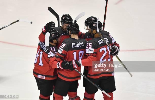 SVK: Canada v United States: Group A - 2019 IIHF Ice Hockey World Championship Slovakia