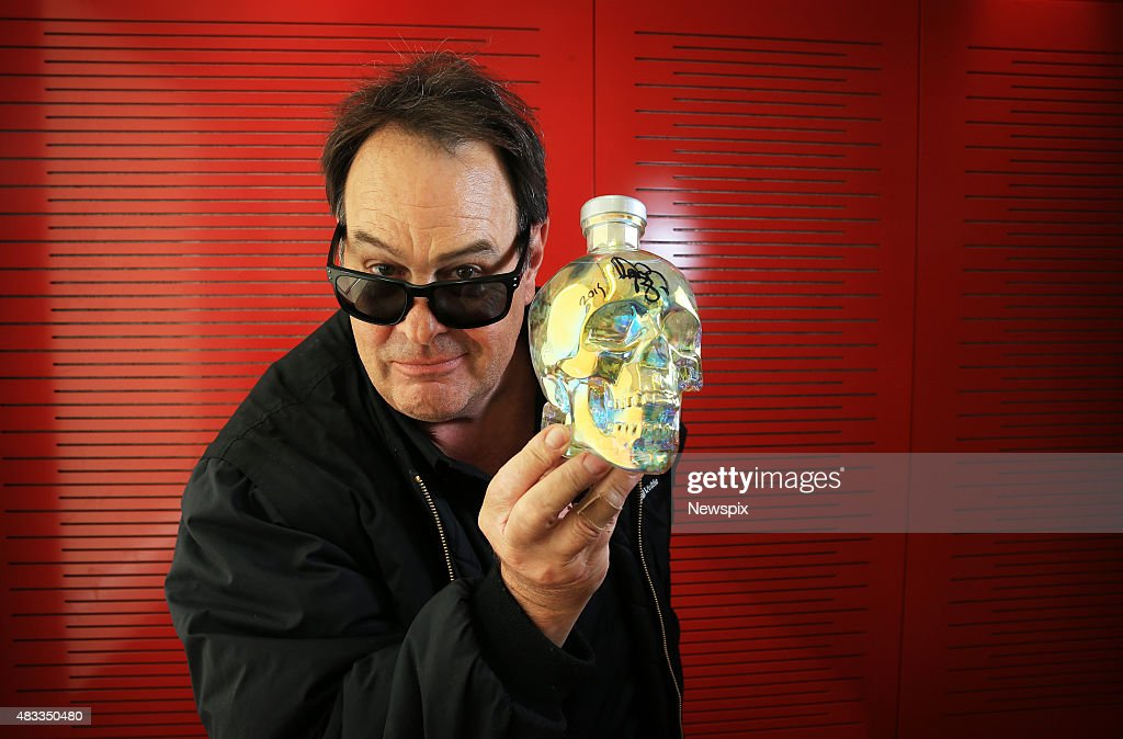 Dan Aykroyd Sydney Photo Shoot
