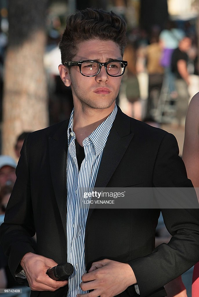 Canadian actor and director Xavier Dolan