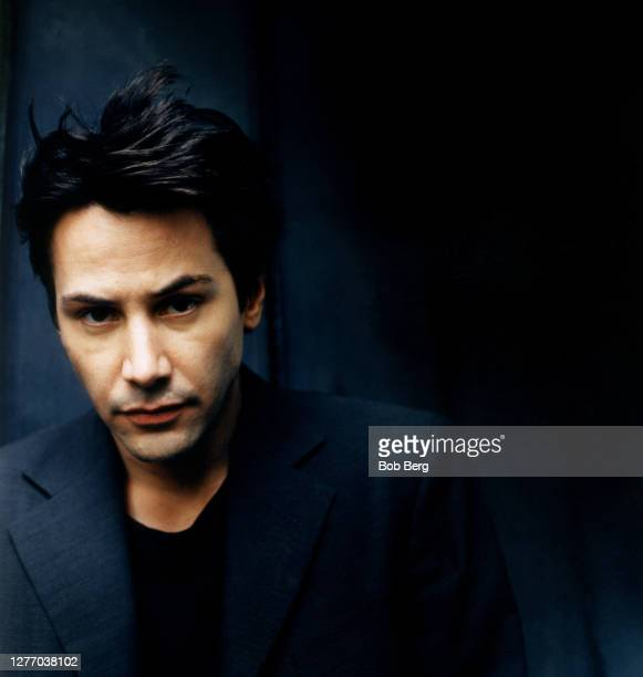 Canadian actor and Dogstar musician Keanu Reeves poses for a portrait circa 1999 at the Ambassador Hotel in Los Angeles, California.