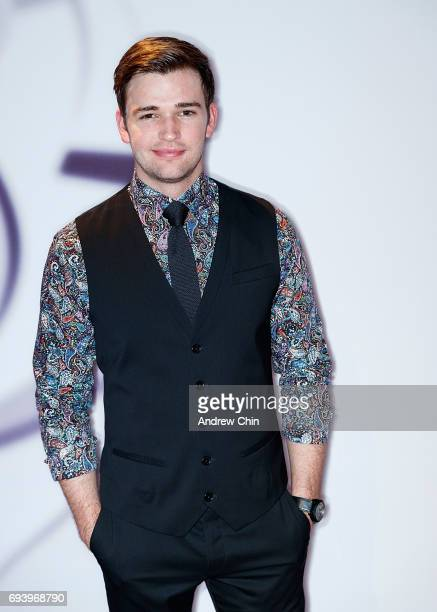 Canadian actor Burkely Duffield attends the Leo Awards 2017 at Hyatt Regency Vancouver on June 4 2017 in Vancouver Canada