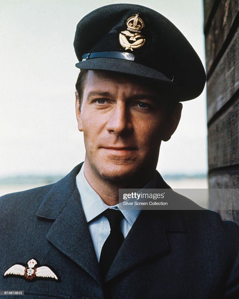 Christopher Plummer In Battle Of Britain : News Photo