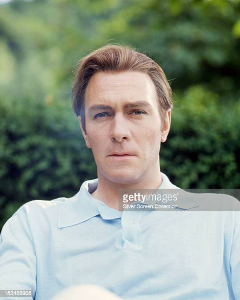 Canadian actor Christopher Plummer circa 1965