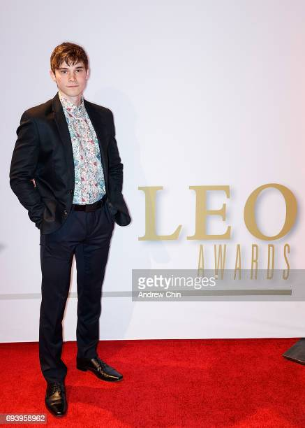 Canadian actor Jonathan Whitesell attends the Leo Awards 2017 at Hyatt Regency Vancouver on June 4 2017 in Vancouver Canada