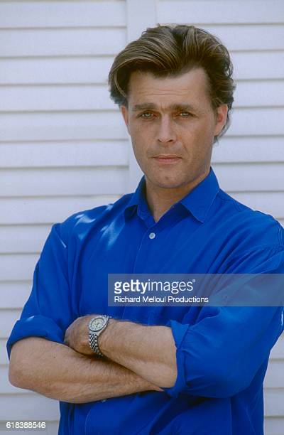 Canadian Actor Nicholas Campbell