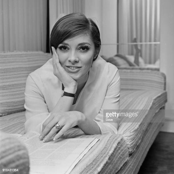 Canadian actress and author Beverly Adams UK 8th January 1968