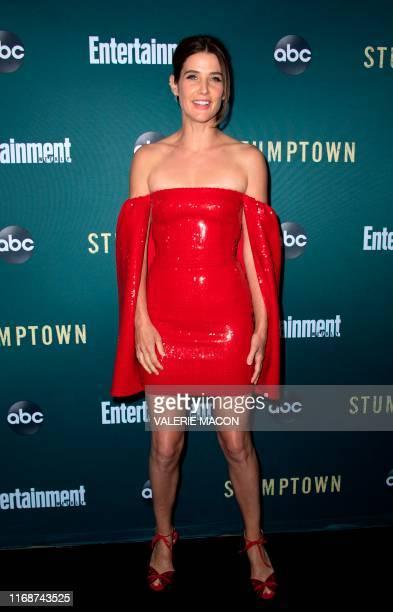 "CA: Premiere Of ABC's ""Stumptown"" - Arrivals"