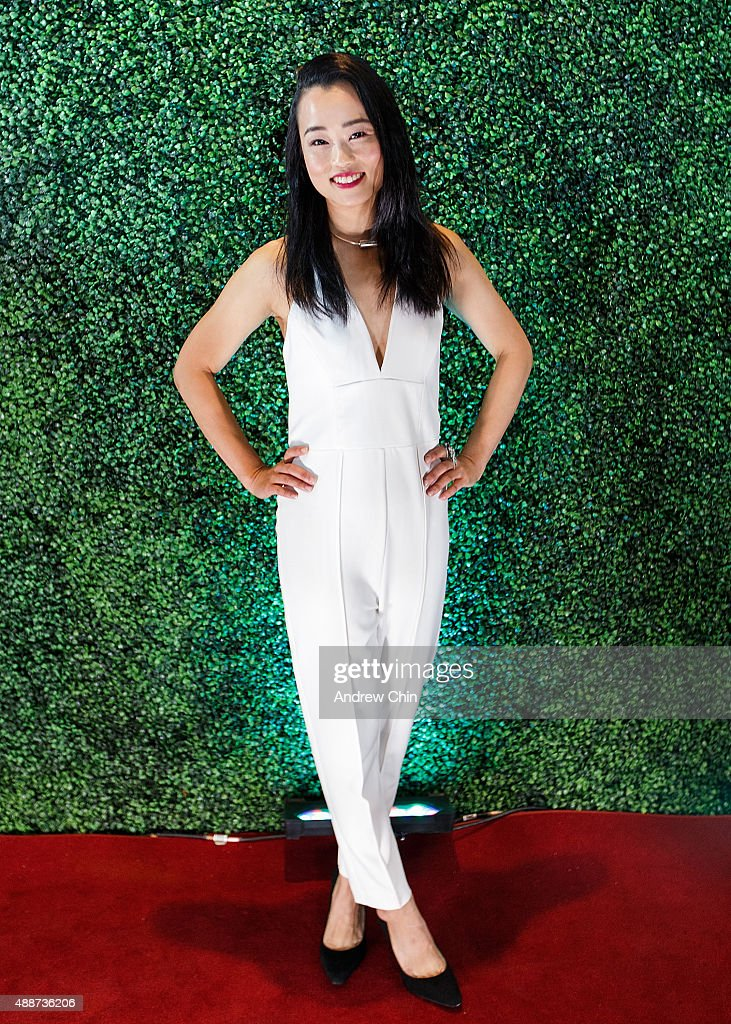Canadian actress Diana Bang attends Nordstrom Vancouver Store Opening Gala Red Carpet at Vancouver Art Gallery on September 16, 2015 in Vancouver, Canada.
