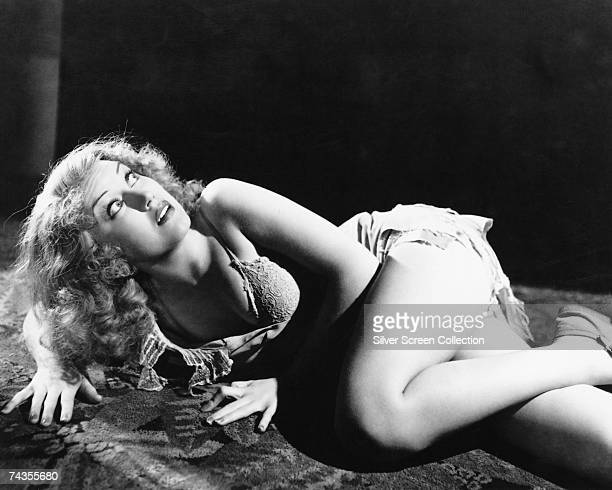 Canadian actress Fay Wray as Ann Darrow in 'King Kong' directed by Merian C Cooper and Ernest B Schoedsack 1933