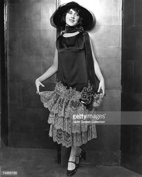 Canadian actress Fay Wray circa 1925