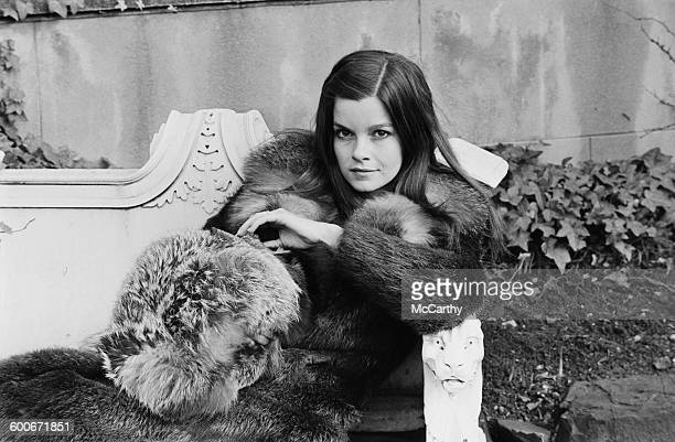 Canadian actress Genevieve Bujold 18th February 1970