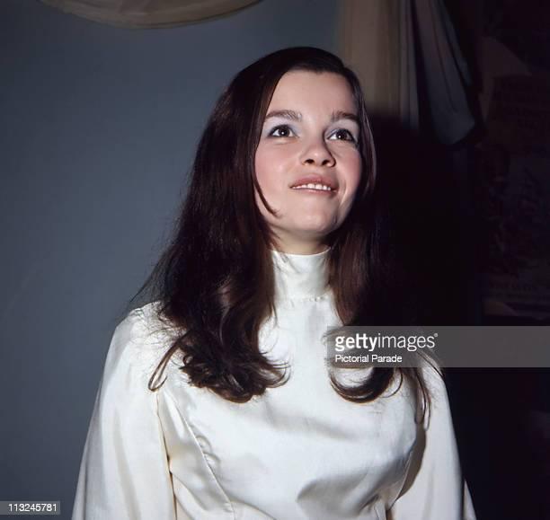 Canadian actress Genevieve Bujold circa 1970