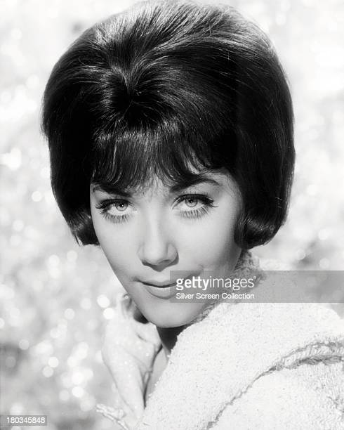Canadian actress Linda Thorson as Tara King in a promotional portrait for the british TV series 'The Avengers' circa 1968