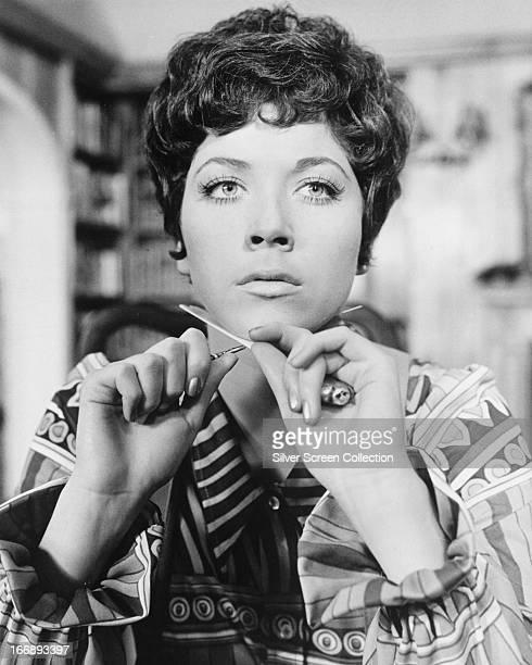 Canadian actress Linda Thorson circa 1968