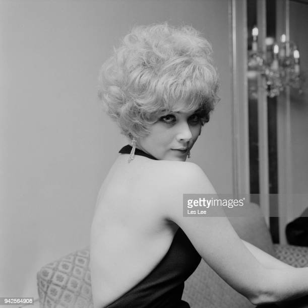 Canadian actress Linda Thorson UK 15th March 1968
