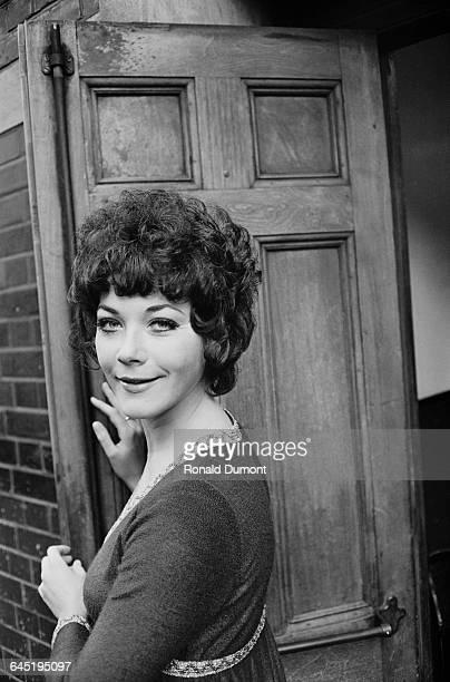 Canadian actress Linda Thorson UK 21st June 1971