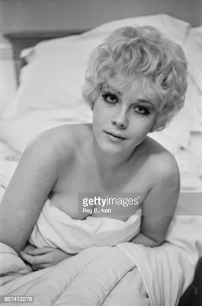 Canadian actress Linda Thorson UK circa 1968