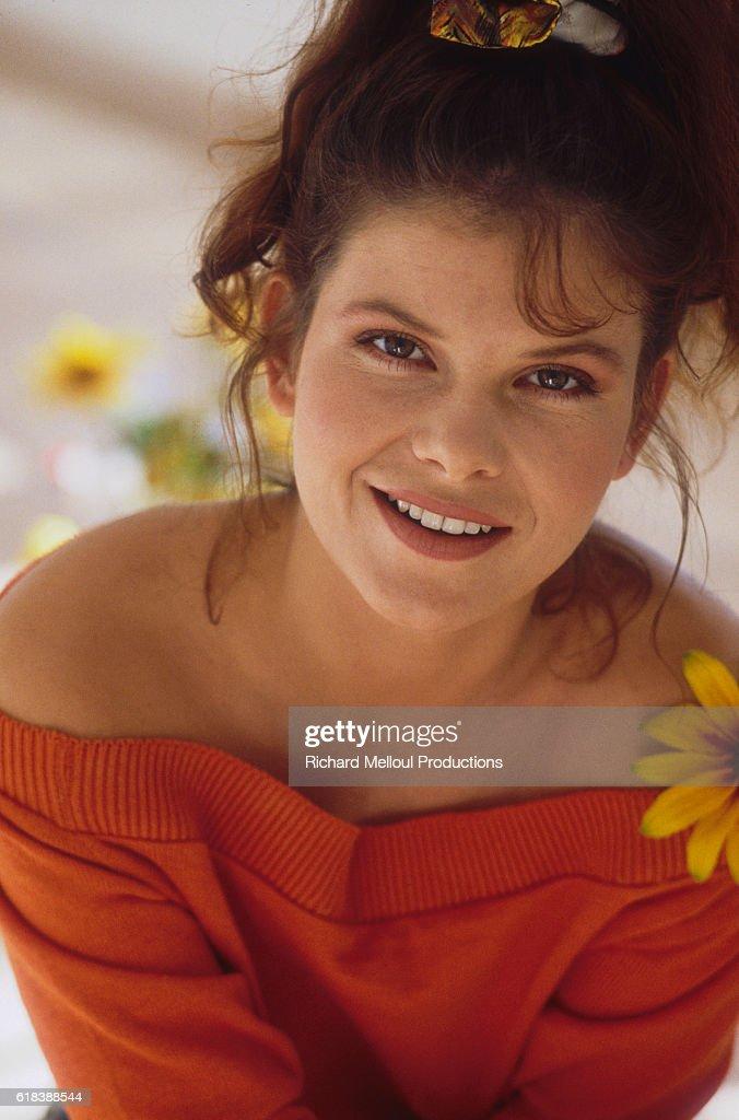 Canadian Actress Lolita Davidovich : Photo d'actualité
