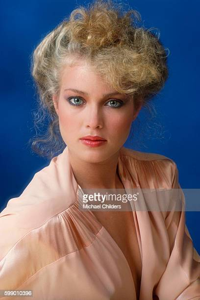 Canadian Actress Melody Anderson