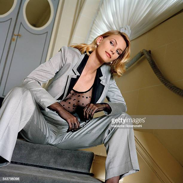 Canadian actress Natasha Henstridge