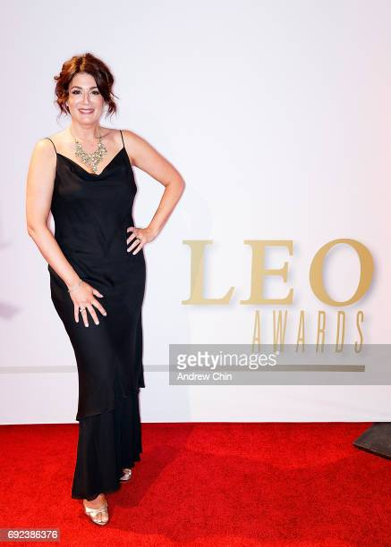 Canadian actress Nicole Oliver attends the Leo Awards 2017 at Hyatt Regency Vancouver on June 4 2017 in Vancouver Canada