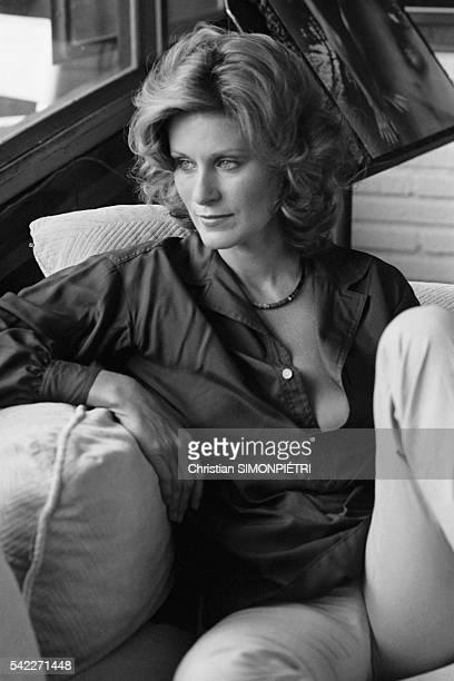 Canadian Actress Susan Clark