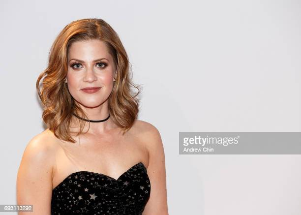 Canadian actress Tammy Gillis attends the Leo Awards 2017 at Hyatt Regency Vancouver on June 4 2017 in Vancouver Canada