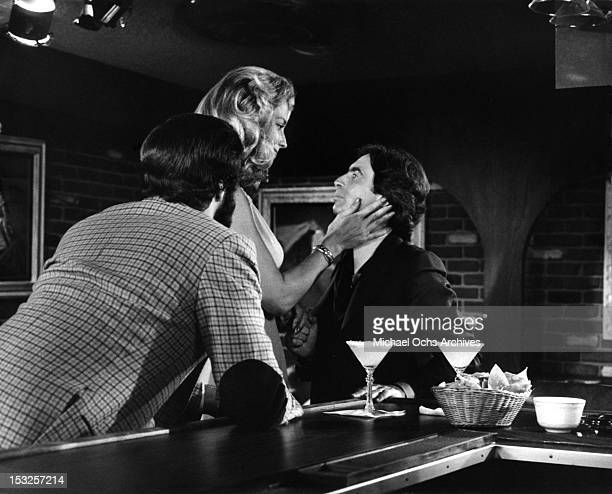 Canadian comedian actor writer director and author David Steinberg in a scene from the MGM movie 'The End' in 1978 in Los Angeles California