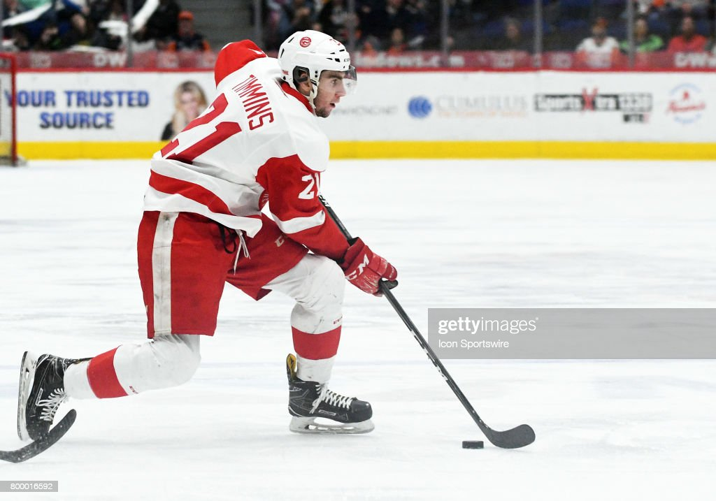 Canadian Defensemen Conor Timmins is a top 20 North American prospect in the 2017 NHL Entry Draft.