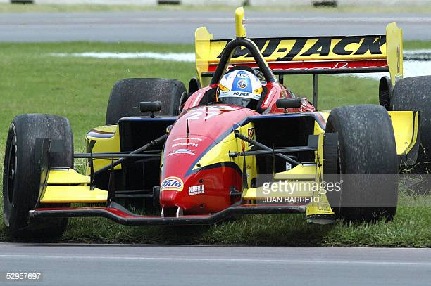 Canadian driver Andrew Ranger of MiJack Conquest Racing team returns to the racetrack 20 May 2005 in Monterrey Next Sunday will take place the second...